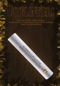 Uitblinkers cover front klein